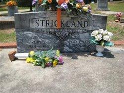 Deacon Charlie Strickland
