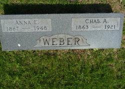 Anna Ernstein <I>Schaefer</I> Weber