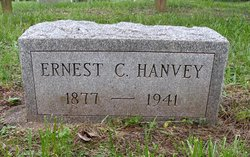Ernest Clifton Hanvey