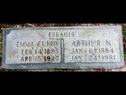 Emma Virginia <I>Cuddy</I> Fleagle