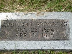 Addison L Browning