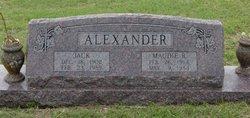 Maudie Ray <I>England</I> Alexander