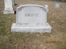 Mary Elizabeth <I>Maughlin</I> Grove