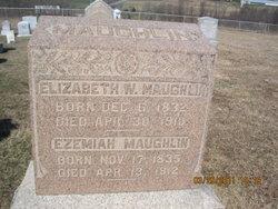 Elizabeth W Maughlin
