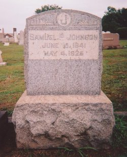 Samuel Pennock Johnson