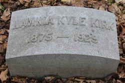 Lavina <I>Kyle</I> Kirk
