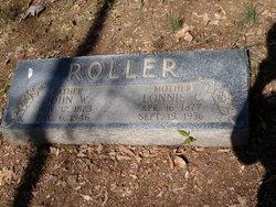 Lonnie Calvin <I>Fitzgerald</I> Roller