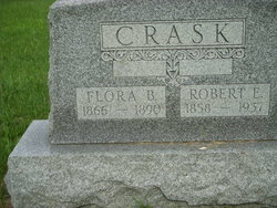 Flora B. <I>Morgison</I> Crask