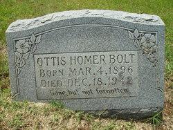 Ottis Homer Bolt