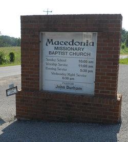 Macedonia Cemetery