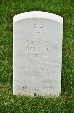 Calvin Bennie Smith