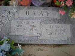 Leona <I>Kay</I> Bray