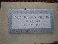 Inez Hughes Wilson