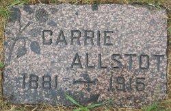 Carrie Eleanor <I>Pokett</I> Allstot