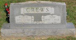 Betty <I>Scott</I> Crews