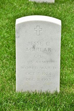 Jesse C Aguilar