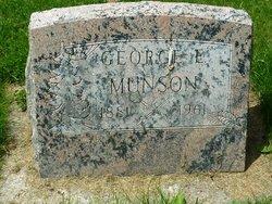 George Edward Munson