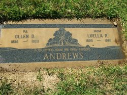 Luella R. <I>Morrow</I> Andrews