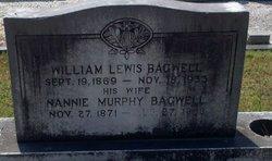 """Nancy """"Nannie"""" <I>Murphy</I> Bagwell"""