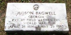 J. Judson Bagwell