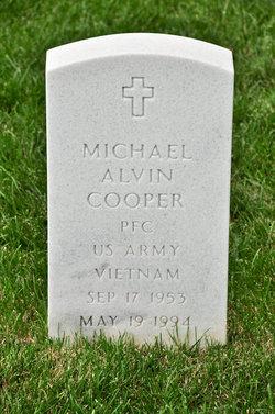 Michael Alvin Cooper
