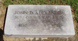 John D. Alexander