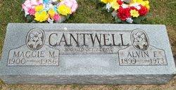 Maggie Mae <I>Graham</I> Cantwell