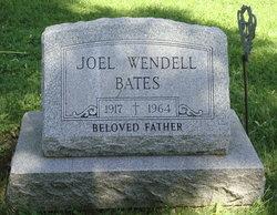 Joel Wendell Bates