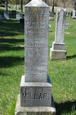 William Millar, Sr