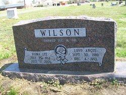 Loyd Angus Wilson