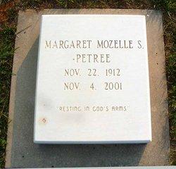 Margaret Mozelle <I>Spainhour</I> Petree