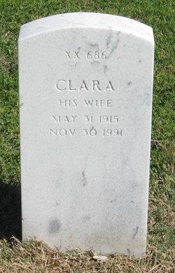 Clara Garrett