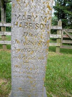 Mary Mahala <I>McKim</I> Harrison