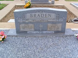 Mary Elizabeth <I>Ludwig</I> Braden