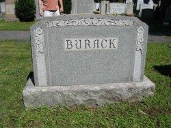 Eva <I>Werblin</I> Burack