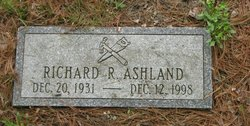Richard Rodney Ashland