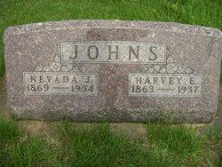 Harvey E. Johns