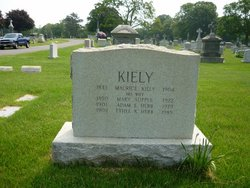 Mary <I>Supple</I> Kiely
