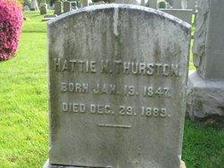 Hattie N. Thurston