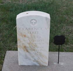 Clarence V Albee