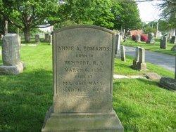 Annie A. Edmands