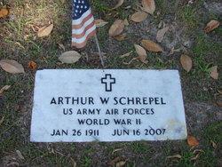 """Arthur William """"Art"""" Schrepel"""