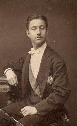 Napoleon Eugen Louis John Joseph de Bonaparte