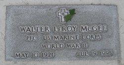 Walter LeRoy McGee