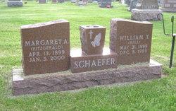 Margaret Ann <I>Tillman</I> Schaefer