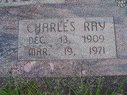 Charles Ray Walker