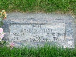Rose Alice <I>Prigmore</I> Flint