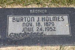 Burton John Holmes