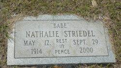 Nathalie Striedel