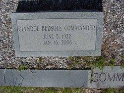 Glyndol <I>Bedsole</I> Commander